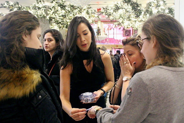 experiential marketing product sampling