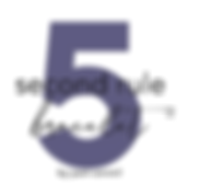 5 second rule bracelet logo.png