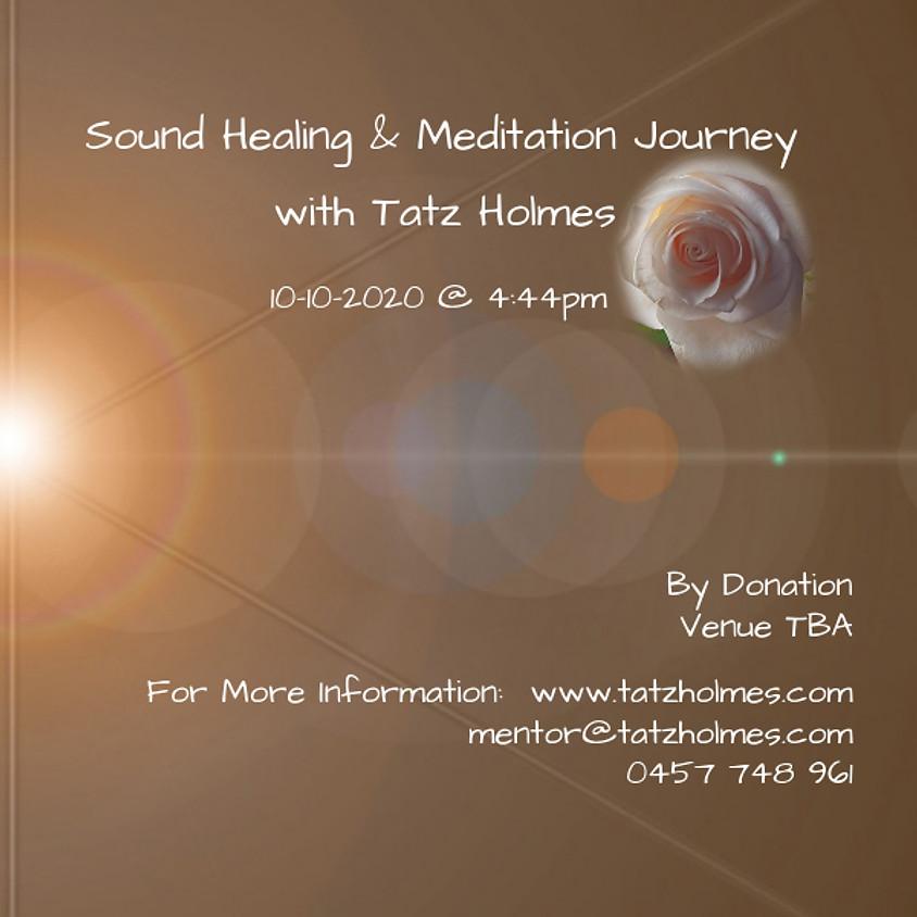 Sound Healing and Meditation Journey
