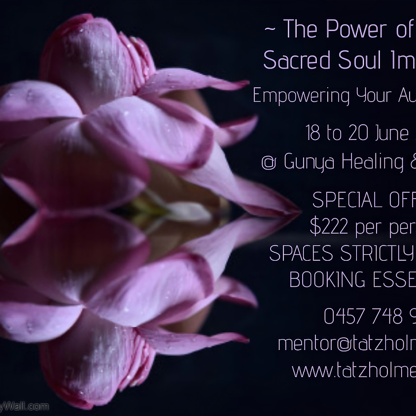 The Power of Heart ~ A Sacred Soul Immersion Weekend Experience
