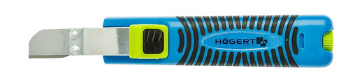 Инструмент для снятия изоляции с регулируемым лезвием HOEGERT HT1P189