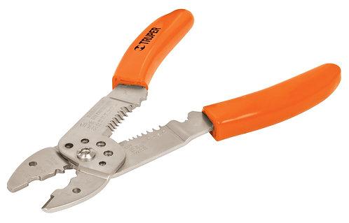 Инструмент для зачистки и обрезки проводов 230 мм PE-CA-9 TRUPER  17353