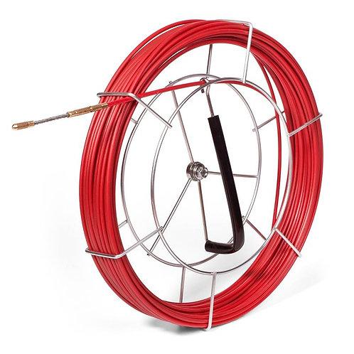 Протяжка-стеклопруток FGP-4.5/20MK (Fortisflex) красный