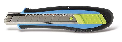 Нож с отламывающимся лезвием 18 мм HOEGERT  HT4C604