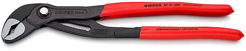 KNIPEX COBRA® клещи переставные с фиксатором 300 мм