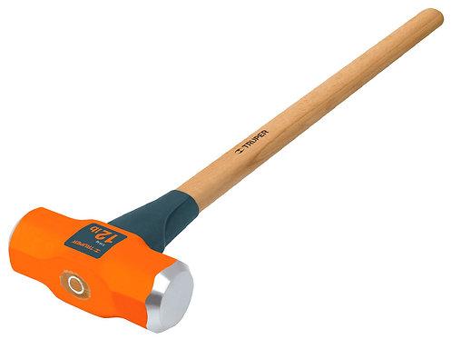 Кувалда 5,44 кг деревянная ручка  TRUPER 16513