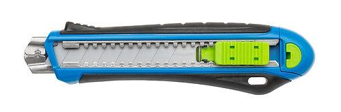 Нож с ломающимся лезвием 18 мм HOEGERT  HT4C607