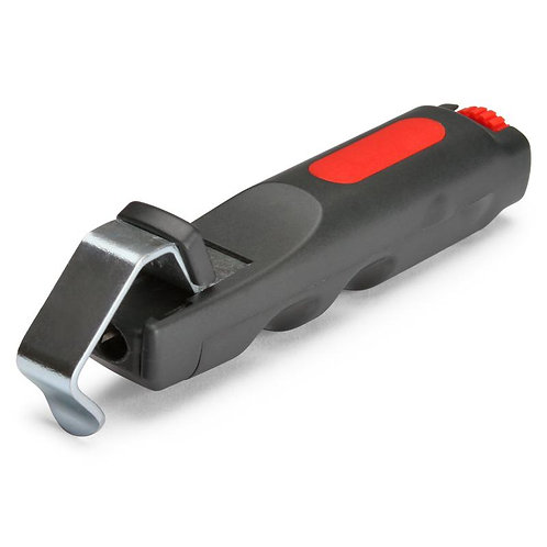 Инструмент для снятия изоляции и оболочки кабеля КС-28у (КВТ)