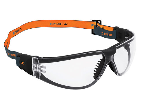 Очки защитные LEDE-ST-R TRUPER  15304
