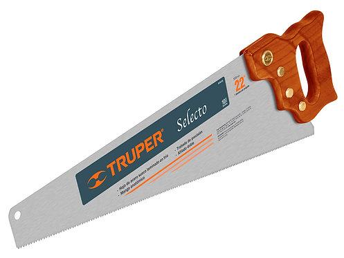 Ножовка по дереву, проф. Premium, 60 см STX-24 TRUPER   18161