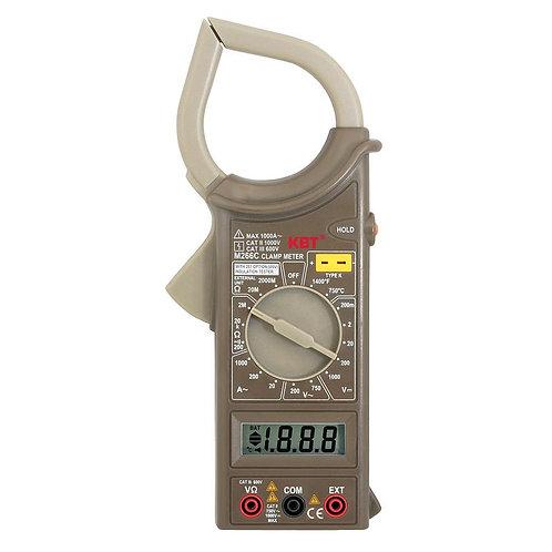 Клещи токовые цифровые M266C (КВТ)