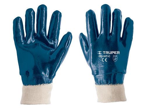 Перчатки рабочие GU-NIT-C TRUPER