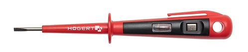 Индикатор напряжения 100-500 В, SL3, 150 мм HOEGERT HT1S981
