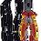 Thumbnail: Длинногубцы с резцом угловые диэлектрические 205 мм Felo 58222540