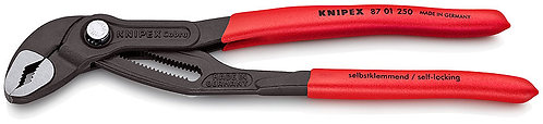 KNIPEX COBRA® клещи переставные KN-8701250