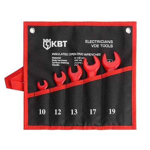 Набор однорожковых диэлектрических ключей НИИ-20 (КВТ)