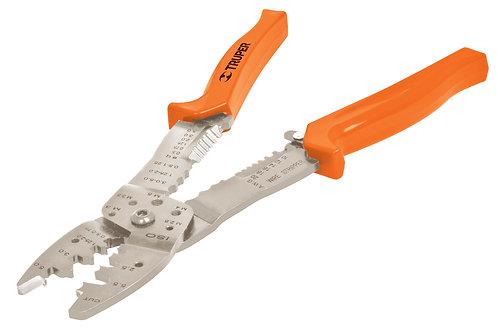 Инструмент для зачистки и обрезки проводов 250 мм PE-CA-10 TRUPER  17358