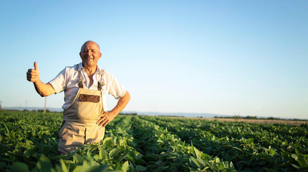 Aqui na Bart Digital, o produtor rural participa da digitalização do crédito agrícola.