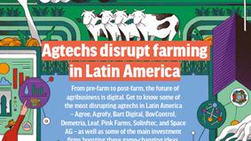 Agtechs disrupt farming in Latin America