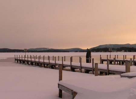 Winter in Wolfeboro
