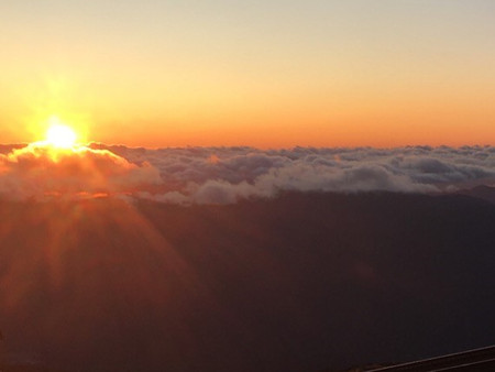 Sunrise, Saco, & Family Time