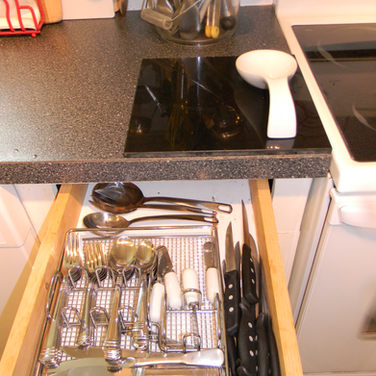 Utensils and cutlery.