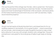 Cottage Review Airbnb