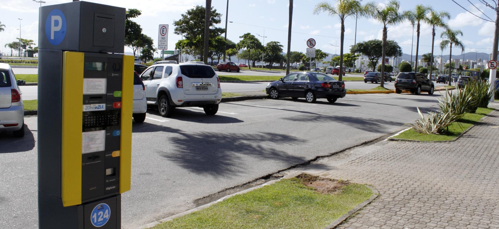 Estacionamento Rotativo Público