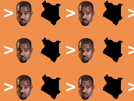 Help Kenya Not Kanye