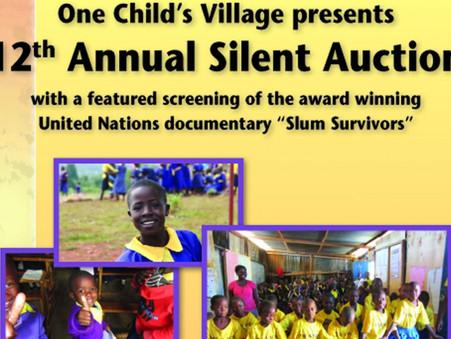 12th Annual Silent Auction