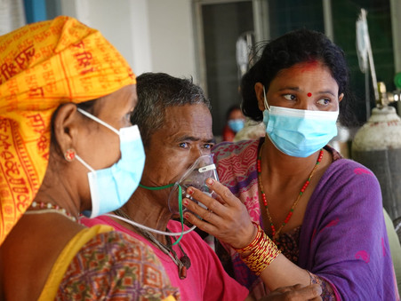 Saving Lives in Nepal - COVID Relief