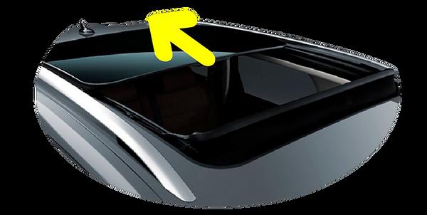 SmartWindows Sunroof