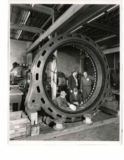 1950's Motor Repair