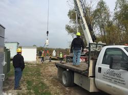 Mobile Crane Work