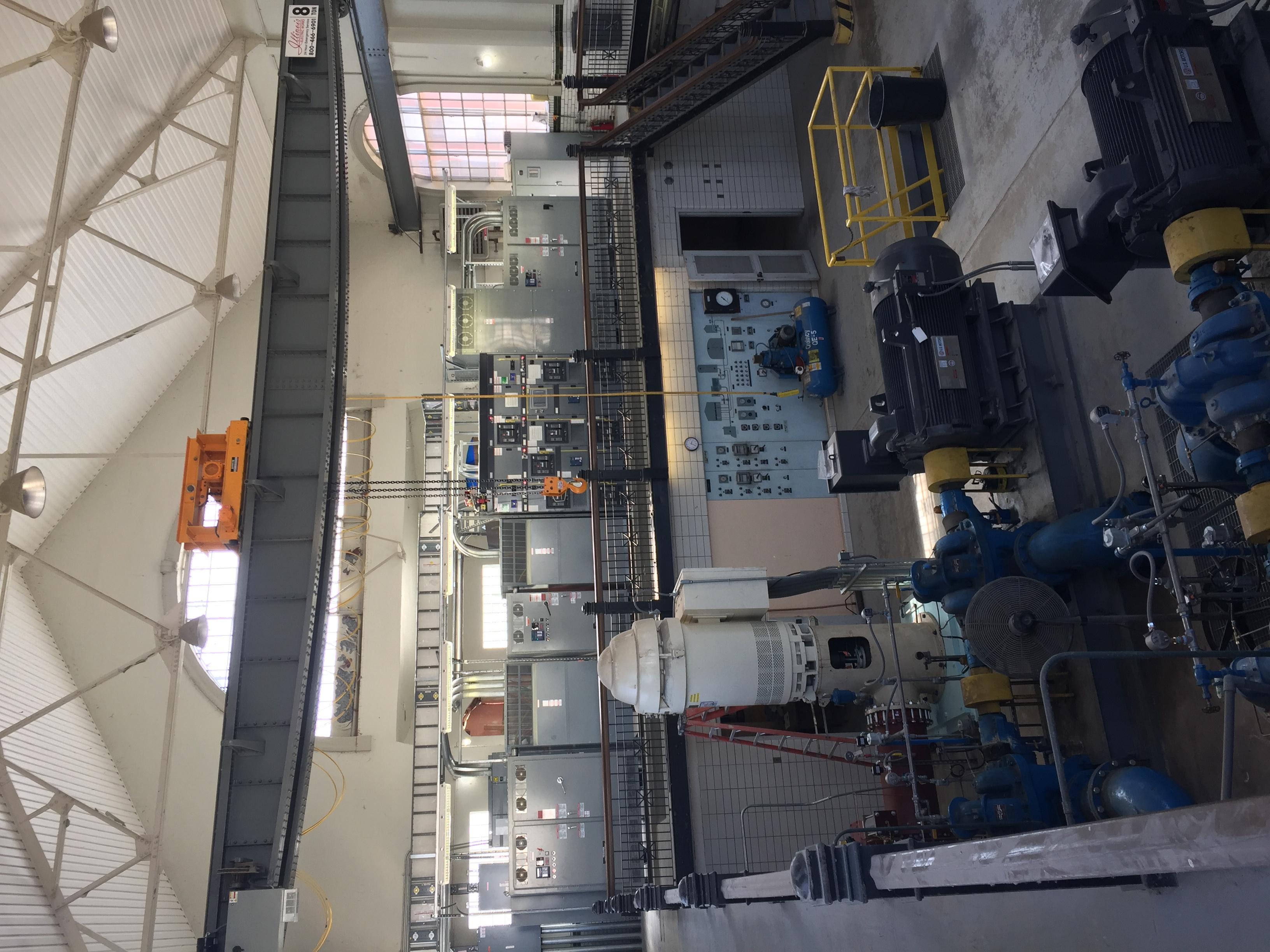 Motor and VFD repair