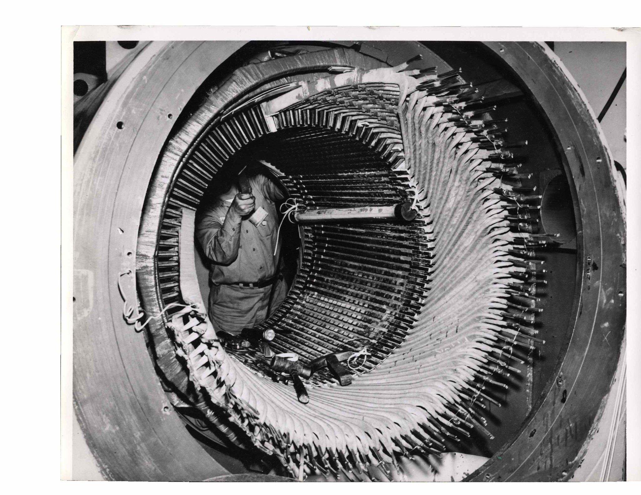 Large Motor Repair
