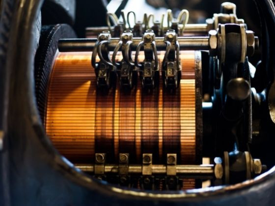 The Different Types of Industrial Motors and Their Uses
