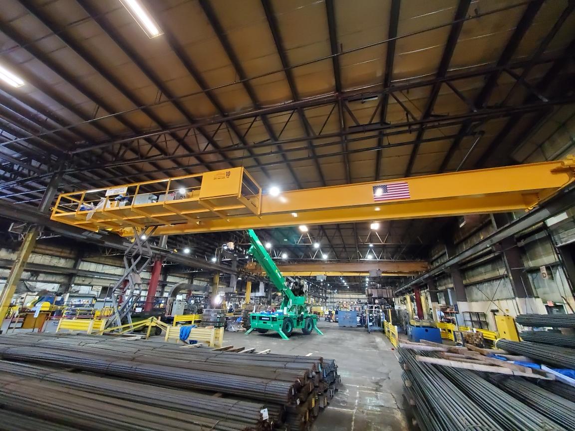 Large Crane Repair