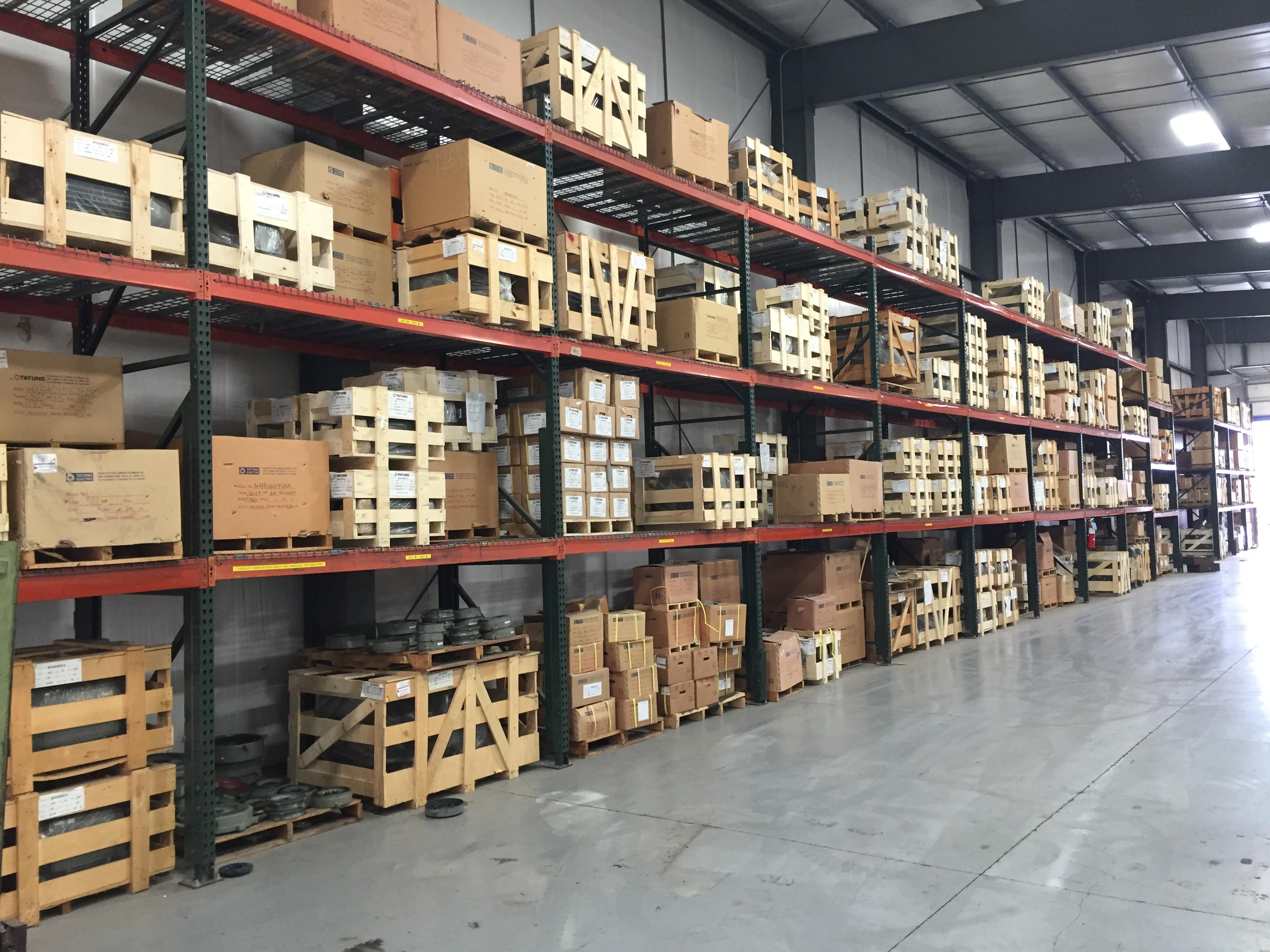 Motor Storage