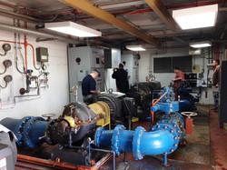 Pump Inspection