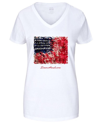Women's Flag T-shirt