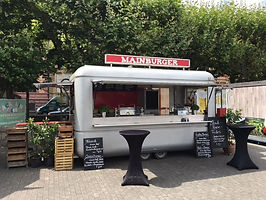 Mainburger mobiler Hamburger Foodtruck Rhein Main