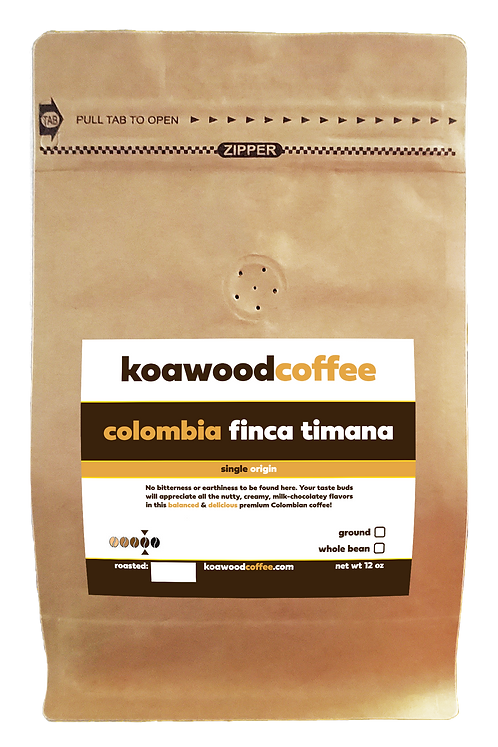 Colombia Finca Timana