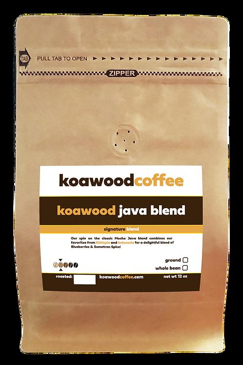 Koawood Java Blend