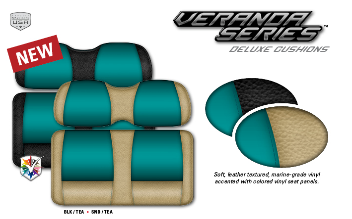 Veranda Series Custom Ink