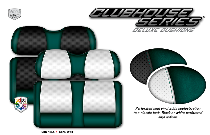 ClubHouse Series Custom Ink