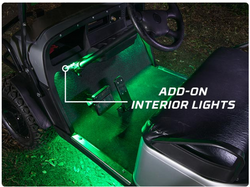 Add on interior lights LED Glow