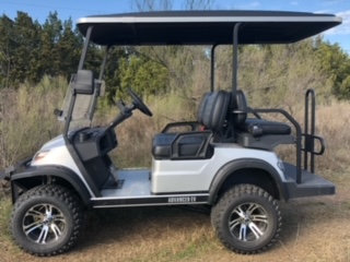 2021 Advanced EV Advent 4 Passenger Lifted !!!SOLD!!!