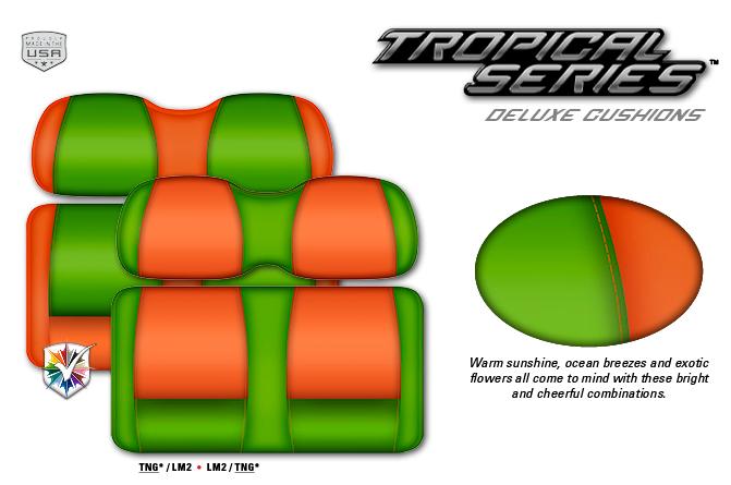 Tropical Series Custom Ink