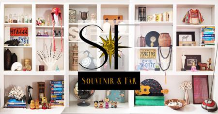 Souvenir & Far branding